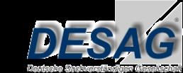 Logo von DESAG