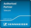 Logo von Sennheiser Telecom